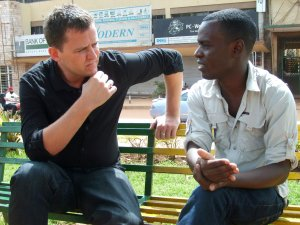 Scott Mills feared for his life filming in Uganda