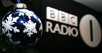 Radio 1's Christmas Schedule 2010