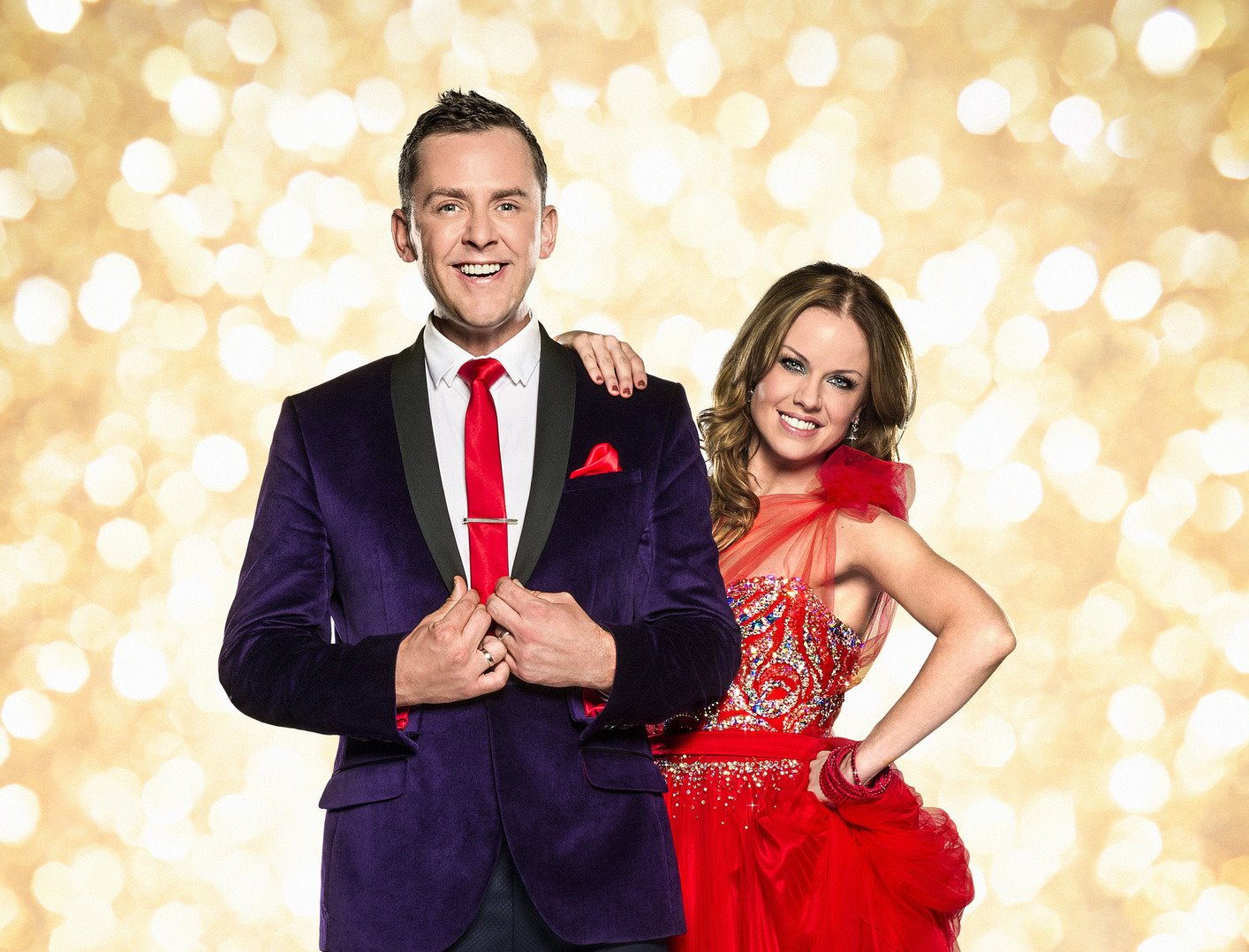 Scott: Strictly is helping my confidence…