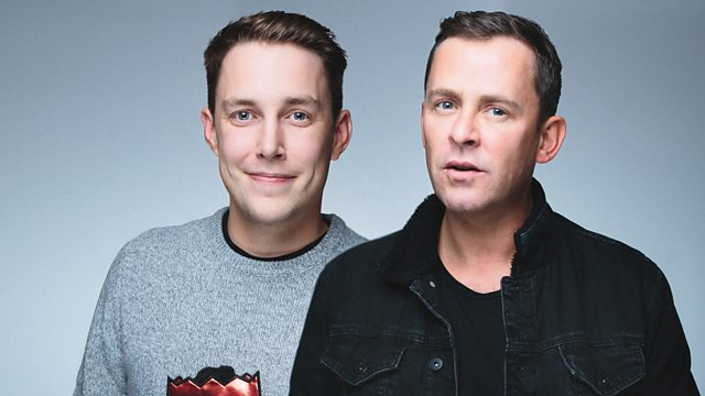 Scott Mills and Chris Stark to host new 5 Live show